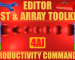 editor-list-array-Toolkit-VideoThumbnail-Commands